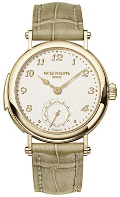 Patek Philippe Ref. 7000, a women's watch with automatic movement
