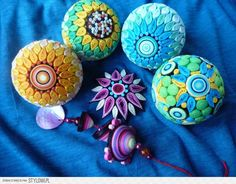 Quilling Orbs Rounds Balls