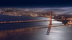 San Francisco, California, SuperMoon   The Daily Pic(k)ture