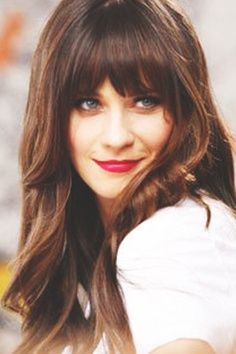 What does a girl gotta do to look like Zooey Deschanel?