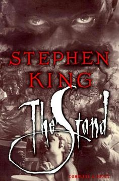 Yes another Steven King book on my list. This one should be up first because it was one of his early ones. I just love how all his books tie in one way or another.