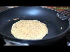 Pfannkuchen ohne Getreide, Milch und Zucker (Laktosefrei, Glutenfrei, Paleo) (Ep. 117) - YouTube