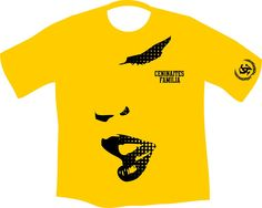 Ratónes Art: camisetas