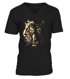 The Tiger Graphic T Shirt