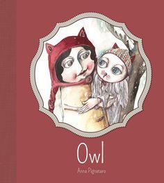 'Owl' by Anna Pignataro