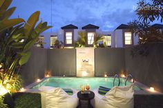 Luxury Villa in Kerobokan 2 di North Kuta, Bali, Indonesia