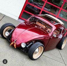 Custom Vw Bug, Custom Cars, Vw Rat Rod, Bmw Wallpapers, Weird Cars, Cool Cars, Custom Hot Wheels, Cars Land, Vw Classic