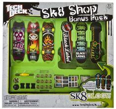Black Label  Tech Deck Sk8 Shop Bonus Pack  20036624  00a8ea4ff10