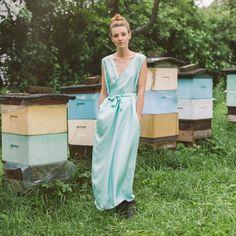 BOHO 2014 | garden mint dress