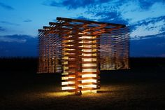 Hello Wood 2014 Invites Student Teams to 'Play With Balance'