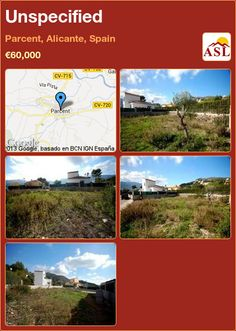 Unspecified in Parcent, Alicante, Spain ►€60,000 #PropertyForSaleInSpain