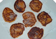 Pampoenkoekies, another winning recipe that tastes wonderful on it's own or with the rest of you main course.