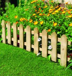 garden edging.  I love this little fence....i want one