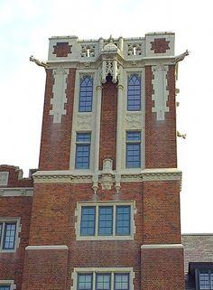 Gargoyles. University of Cincinnati