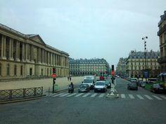 Rue de l'Amiral de Coligny, Paris