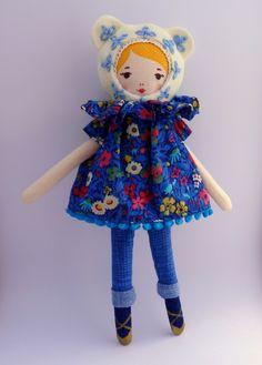 kit poupée Mademoiselle Dimanche