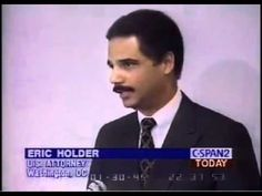 "Eric Holder 1995 Interview - Gun Control - ""We Must Brainwash People Against Guns"""