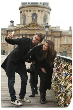 Paris- Love Lock Bridge