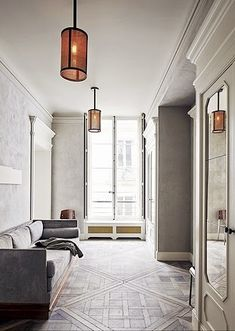 Paris apartment designed by Joseph Dirand