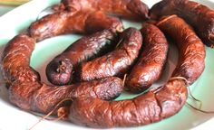 How to make Goan Sausages