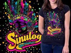 Sinulog, Projects To Try, Shirts, Design, Dress Shirts, Shirt