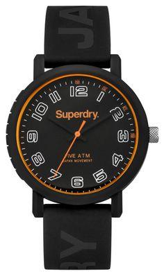 Superdry Campus - Black