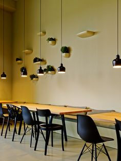 Vitra's Gehry's Building Canteen by Aurélie Blanchard Architect