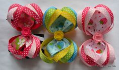 Large Boutique Hair Bow - The Supermums Craft Fair
