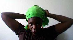 Easy T-shirt Head Wrap for Chemo Patients. Head TurbanShirt HairScarf ... fb64793175b0