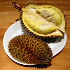 """My Flipboard magazine """"Know Your Food"""" has all kinds of odd, unusual and even stinky foods - like this Durian. Enjoy!"""