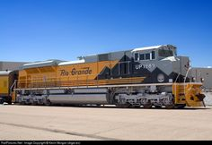 RailPictures.Net Photo: UP 1989 Union Pacific EMD SD70ACe at Denver, Colorado by Kevin Morgan (drgw.ws)