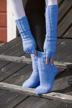 Torgvanter og sokker