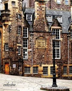The Writers Museum. The Royal Mile, Edinburgh, Scotland.I want to go see this place one day.Please check out my website thanks. www.photopix.co.nz