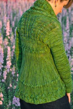 Ravelry: Opposite Pole pattern by Joji Locatelli Crochet Hooks, Knit Crochet, Aran Weight Yarn, Knitting Stitches, Knitting Projects, Pullover, Knit Cardigan, Knitwear, Knitting Patterns
