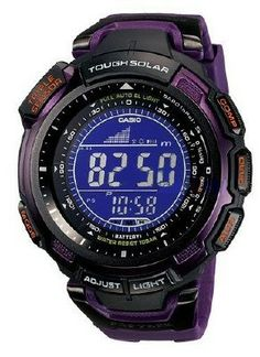 Alpine Active Protrek Solar Power Compass Watch PRG-110C-6D -commodityocean.com