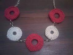 Crochet and Lipstick: Crochet Circles Idea