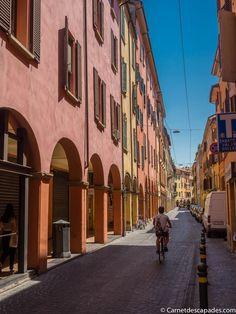 Visiter Bologne, une de mes villes coups de coeur en Italie. Mes idées de visite et mes bonnes adresses dans la capitale d'Emilie-Romagne!