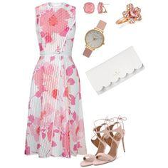 simple sweet pink