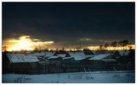 Anabela Sequeira - View over the Trans Siberian tracks