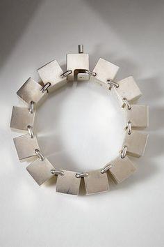 Modernity - Bracelet designed by Hans Hansen, Denmark. 1960's. - 20th Century Design