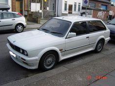 """2 Door E30 Touring """"BMW-T"""""""