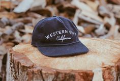 The 'Bodie' Hat in Navy