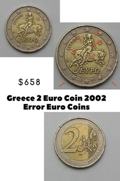 Details About 2 Euro Germany Defects Coin 2008 Not Centered Error G Letter Defekte Munze Euro Coins Coins Coins For Sale
