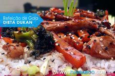 Saiba tudo sobre a refeição de gala na dieta dukan e não tenha dúvidas ao entrar na fase de consolidação. Confira mais essa dica do blog Zungaboo. Clique!