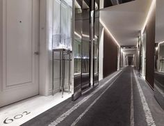 Baccarat Hotel & Residences New York.