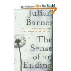 The Sense of an Ending: Amazon.de: Julian Barnes: Englische Bücher