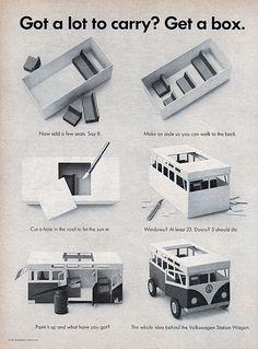 Doyle Dane Bernbach - box