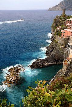 Vernazza, Italy...