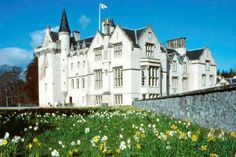 Brodie Castle (near Inverness Scotland)