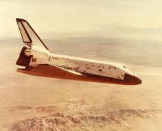 Columbia space  shuttle 1980s